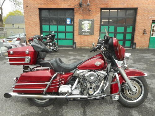 1988 Harley-Davidson Touring Red for sale
