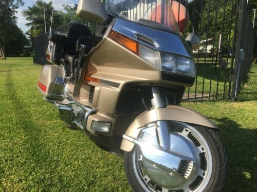 1988 Honda Gold Wing Gold for sale craigslist