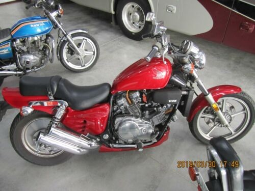 1988 Honda Magna Red for sale