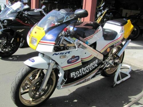 1988 Honda Nsr250r White for sale