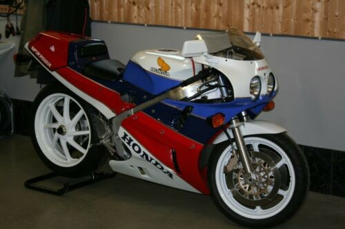1988 Honda Rc 30 vfr750r Red, white and blue for sale craigslist