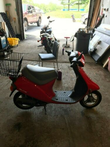 1988 Honda elite Red for sale