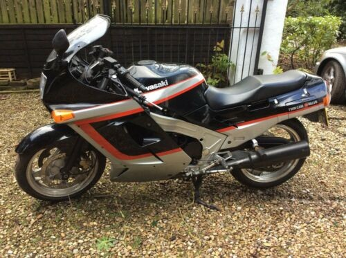 1988 Kawasaki ZX-10 Black for sale