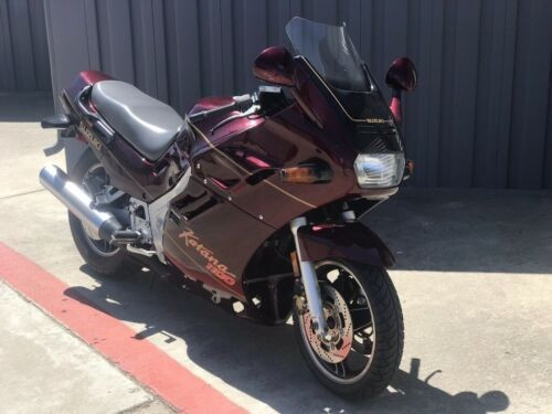 1988 Suzuki GSX / Katana CANDY APPLE BRANDYWINE for sale