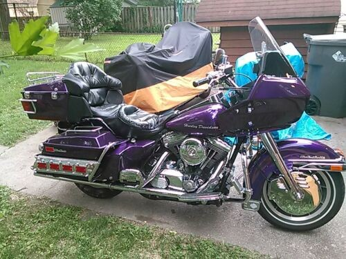 1989 Harley-Davidson Touring Purple for sale