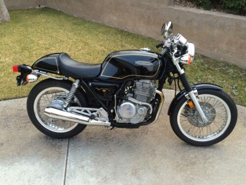 1989 Honda CB Green for sale craigslist