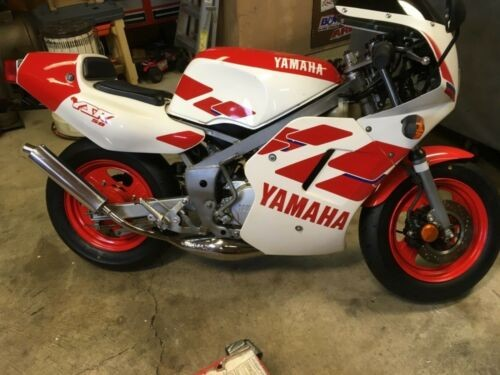 1989 Yamaha Ysr White for sale craigslist