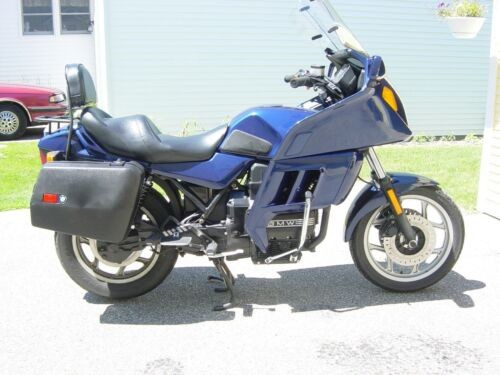 1990 BMW K-Series Blue for sale craigslist
