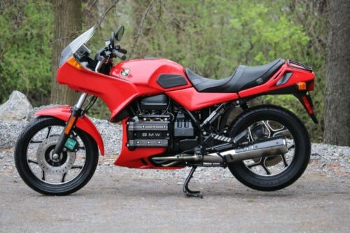 1990 BMW K-Series Red for sale craigslist