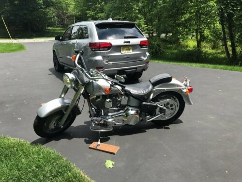 1990 Harley-Davidson Softail Silver for sale craigslist