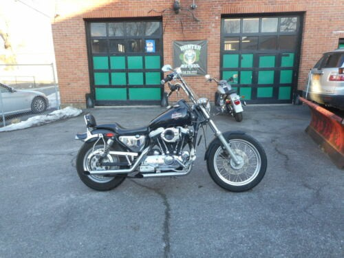 1990 Harley-Davidson Sportster Black for sale craigslist