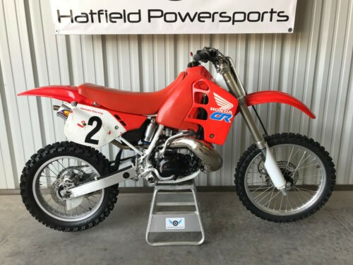 1990 Honda CR Red for sale craigslist