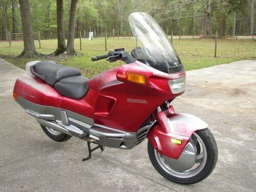 1990 Honda PC800 Red for sale craigslist