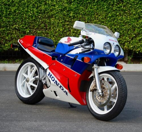 1990 Honda VFR750R RC30 Red for sale