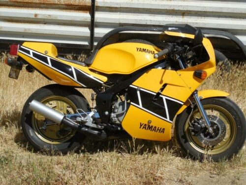 1990 Yamaha YSR-50 Yellow for sale