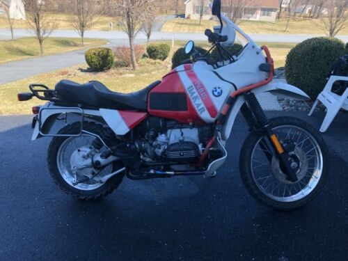 1991 BMW R-Series Red White for sale craigslist