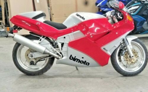 1991 Bimota YB10 Carbon Fiber for sale craigslist
