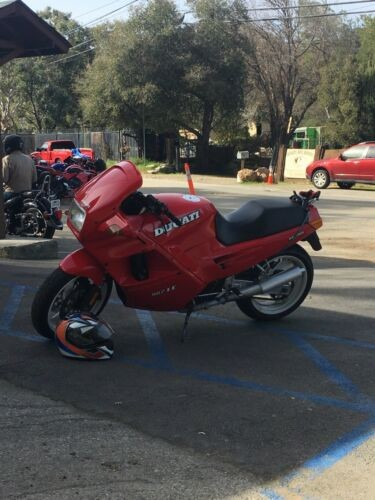 1991 Ducati 907ie Red for sale