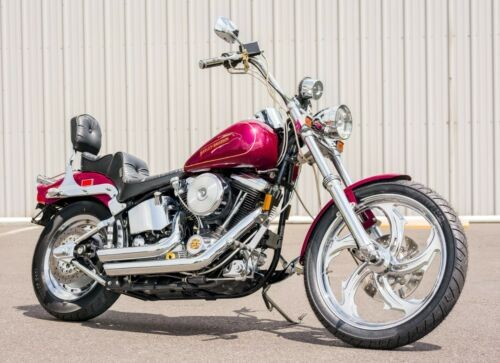 1991 Harley-Davidson Softail Wineberry Pearl for sale