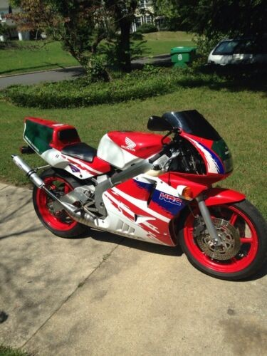 1991 Honda NSR250 red/white/blue/green for sale