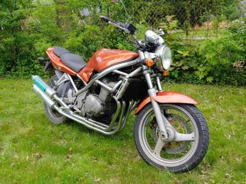 1991 Suzuki Bandit Orange for sale