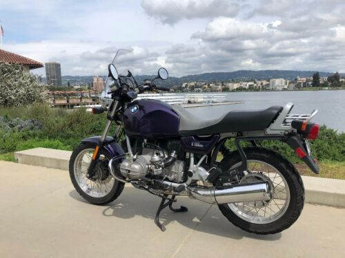 1992 BMW R100R Purple for sale