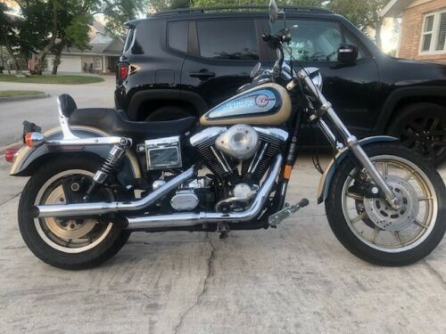1992 Harley-Davidson Dyna Tan for sale