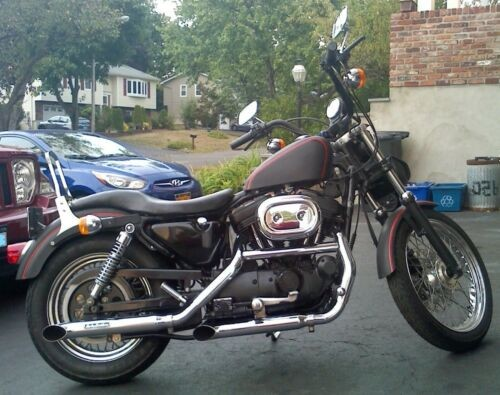1992 Harley-Davidson Sportster Black for sale craigslist