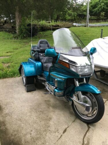 1992 Honda Gold Wing Caribbean Blue for sale
