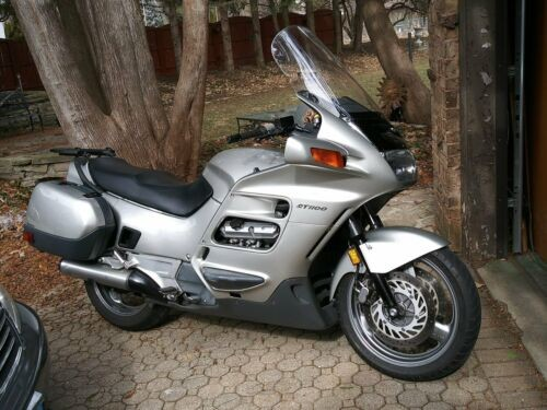 1992 Honda ST1100 Silver Mettalic for sale craigslist