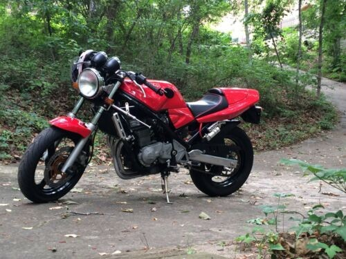 1992 Suzuki GSF 400 BANDIT Red for sale craigslist
