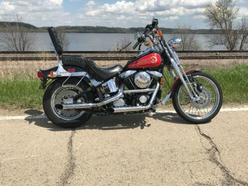 1993 Harley-Davidson Softail Red for sale craigslist