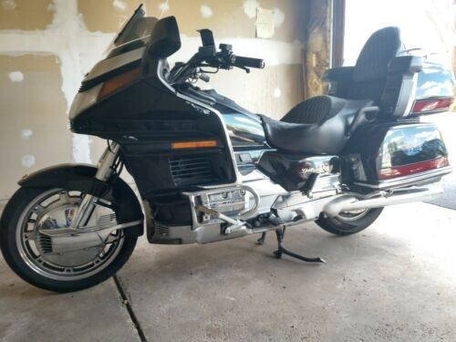 1993 Honda Gold Wing Black for sale craigslist