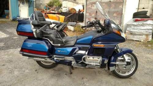 1993 Honda Gold Wing Blue for sale craigslist