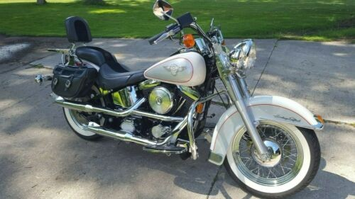 1994 Harley-Davidson Softail White / Silver for sale craigslist