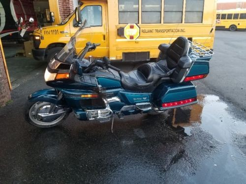 1994 Honda Gold Wing Green craigslist