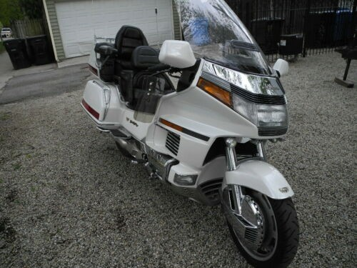 1994 Honda Gold Wing White for sale