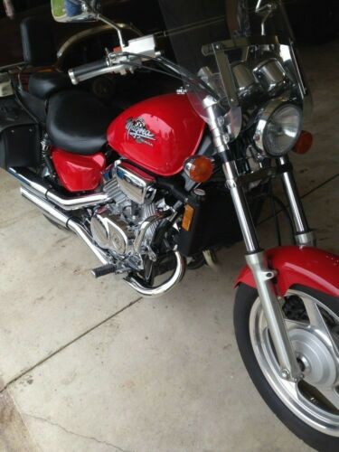 1994 Honda Magna Red for sale