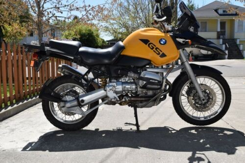 1995 BMW R-Series Yellow for sale craigslist