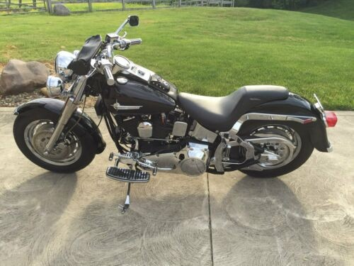1995 Harley-Davidson Fatboy Black for sale