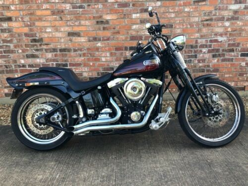 1995 Harley-Davidson Softail Black for sale craigslist
