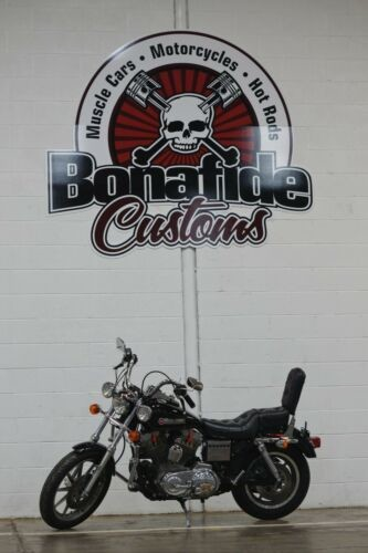 1995 Harley-Davidson Sportster Black for sale craigslist