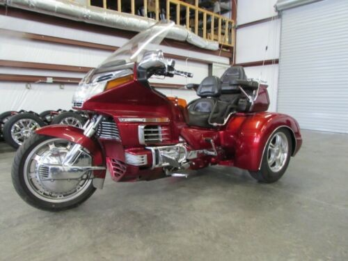 1995 Honda Gold Wing RED for sale