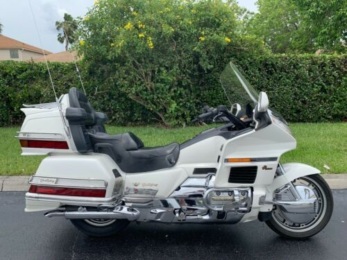 1995 Honda Gold Wing White for sale