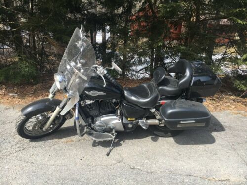 1995 Honda Shadow Black for sale craigslist