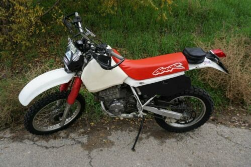 1995 Honda XR White for sale craigslist
