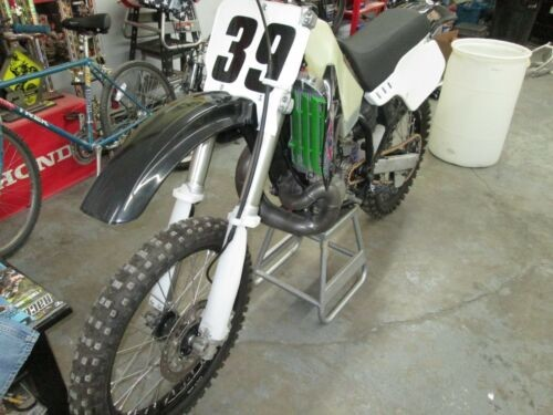 1995 Kawasaki KX 500 Black for sale