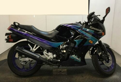 1995 Kawasaki Ninja Black, Blue, Purple craigslist