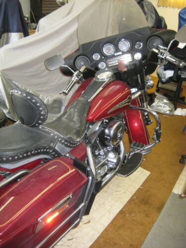 1996 American Classic Motors ElectraGlide Tour-King Burgundy for sale craigslist