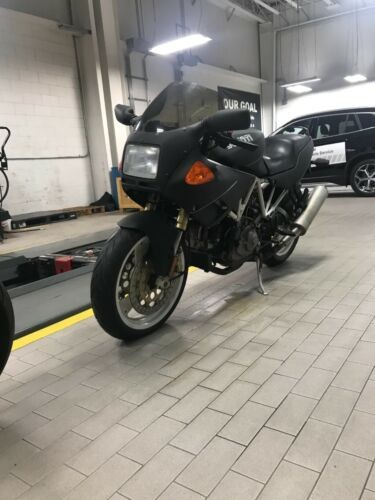 1996 Ducati Supersport Black craigslist